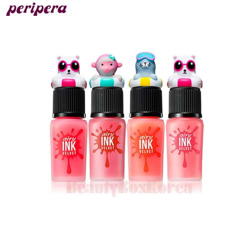 PERIPERA Ink The Airy Velvet 8ml  [Perikiki Collection]